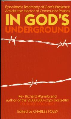 a review of richard wurmbrands book gods underground Michael wurmbrand, po box 5161, torrance, ca 90510, usa, email: mw.